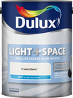 Dulux Light and Space Matt Absolute White 5 Litres